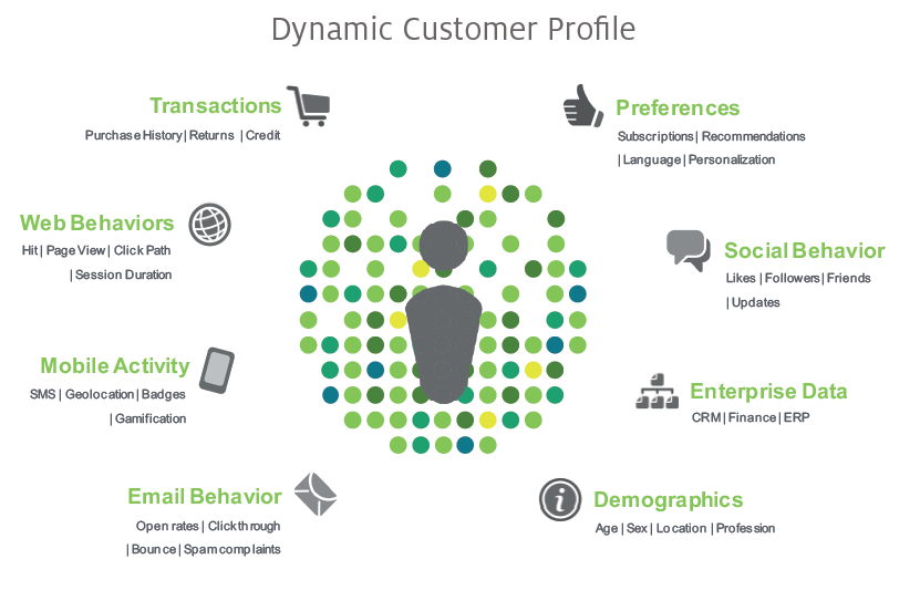 Dynamic Customer Profile