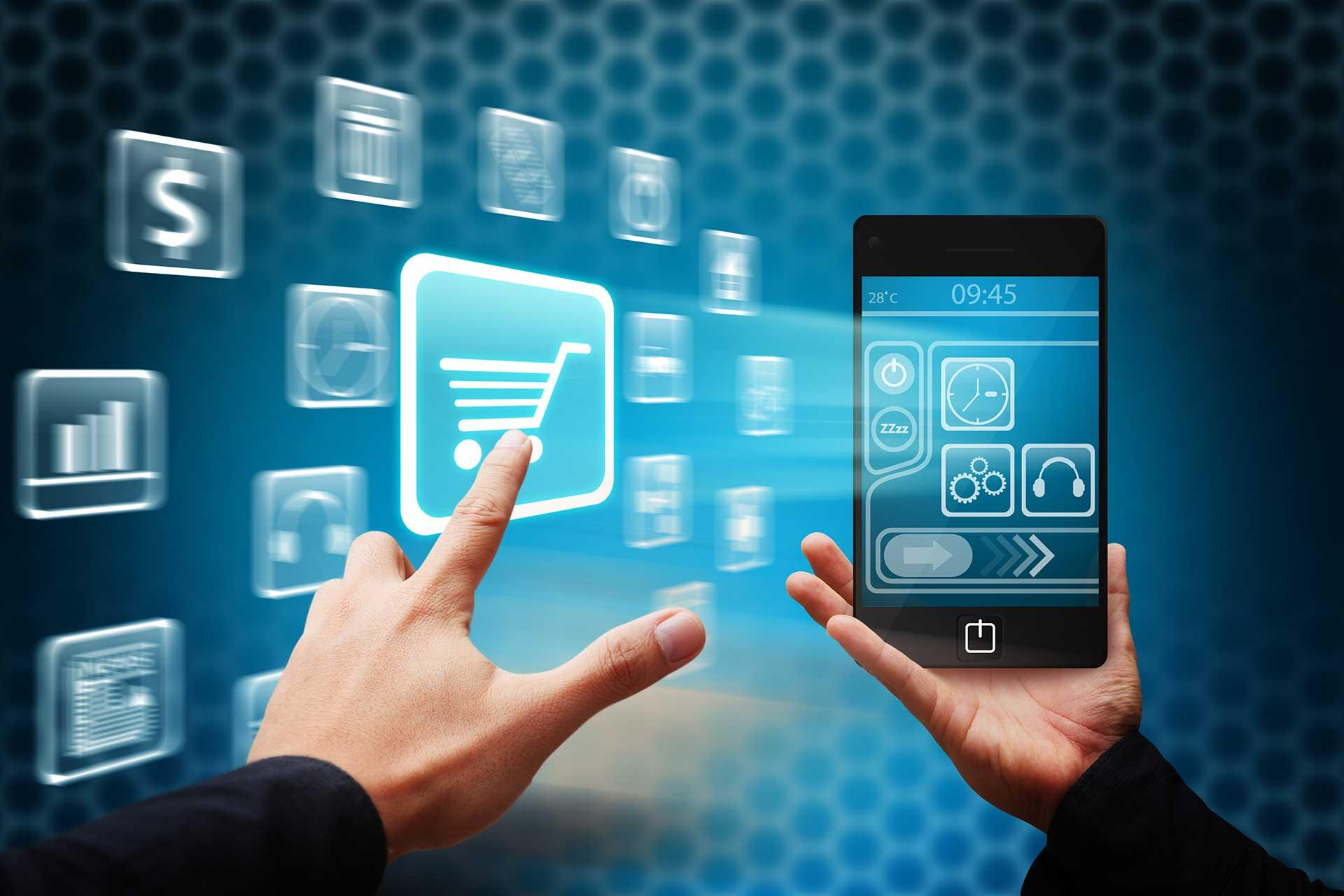 Importance of mobile eCommerce mCommerce - knexus blog