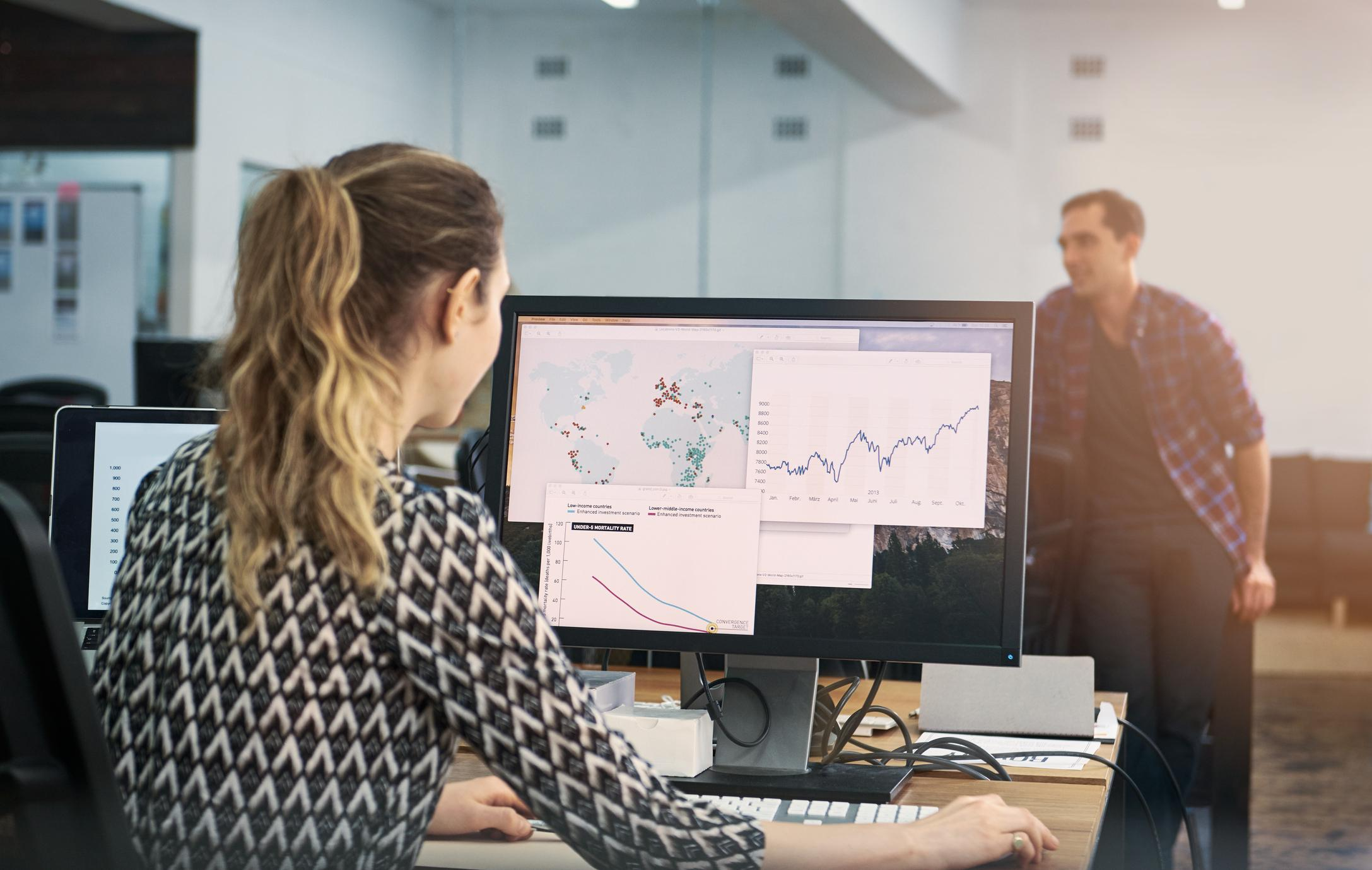Data driven customer insights
