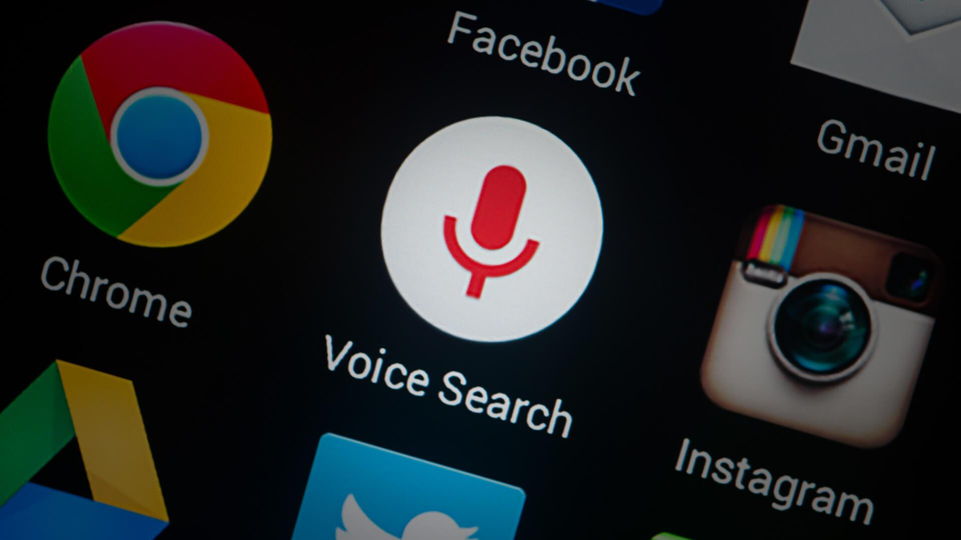 Voice Search: Preparing For The Biggest Shift In Search