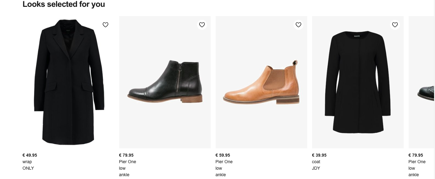 Zalando product recommendation - Knexus blog