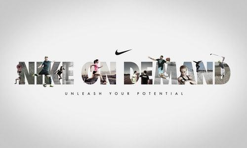 Nike on demand - Knexus blog