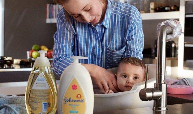 johnson's baby case study