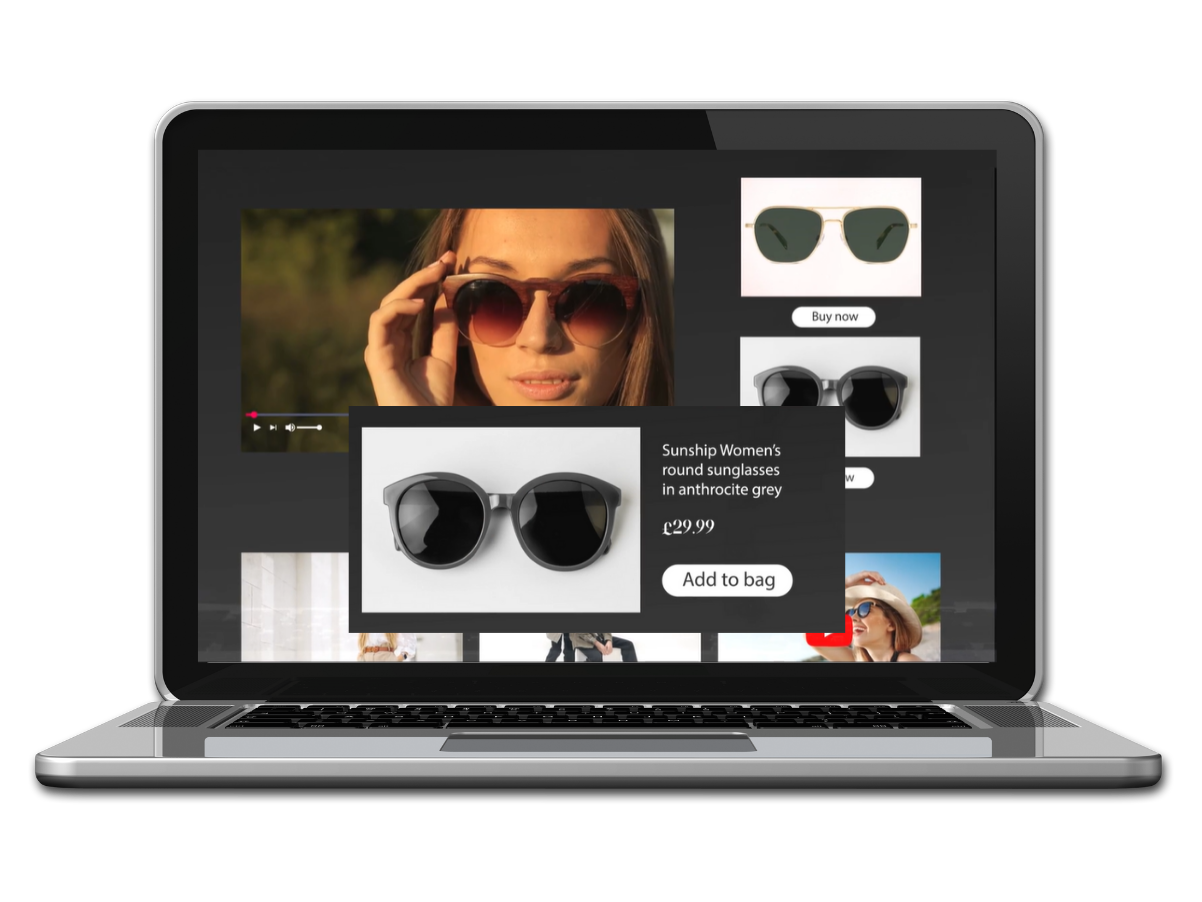 Match shoppers to content & content to products for personalized & shoppable experiences