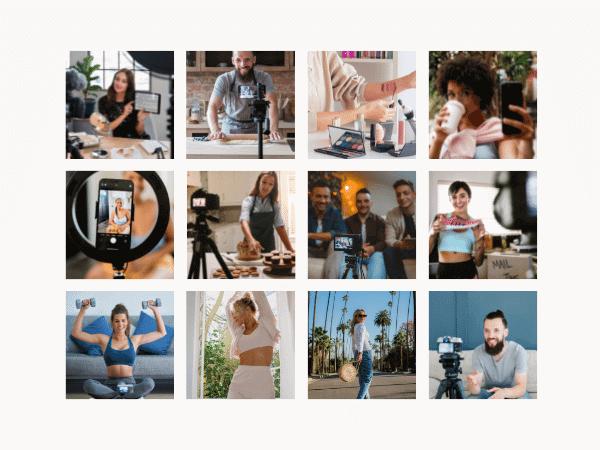 Tag & Index Instagram Content
