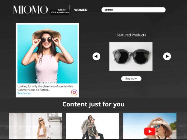 Integrate Instagram Content into Ecommerce Journey